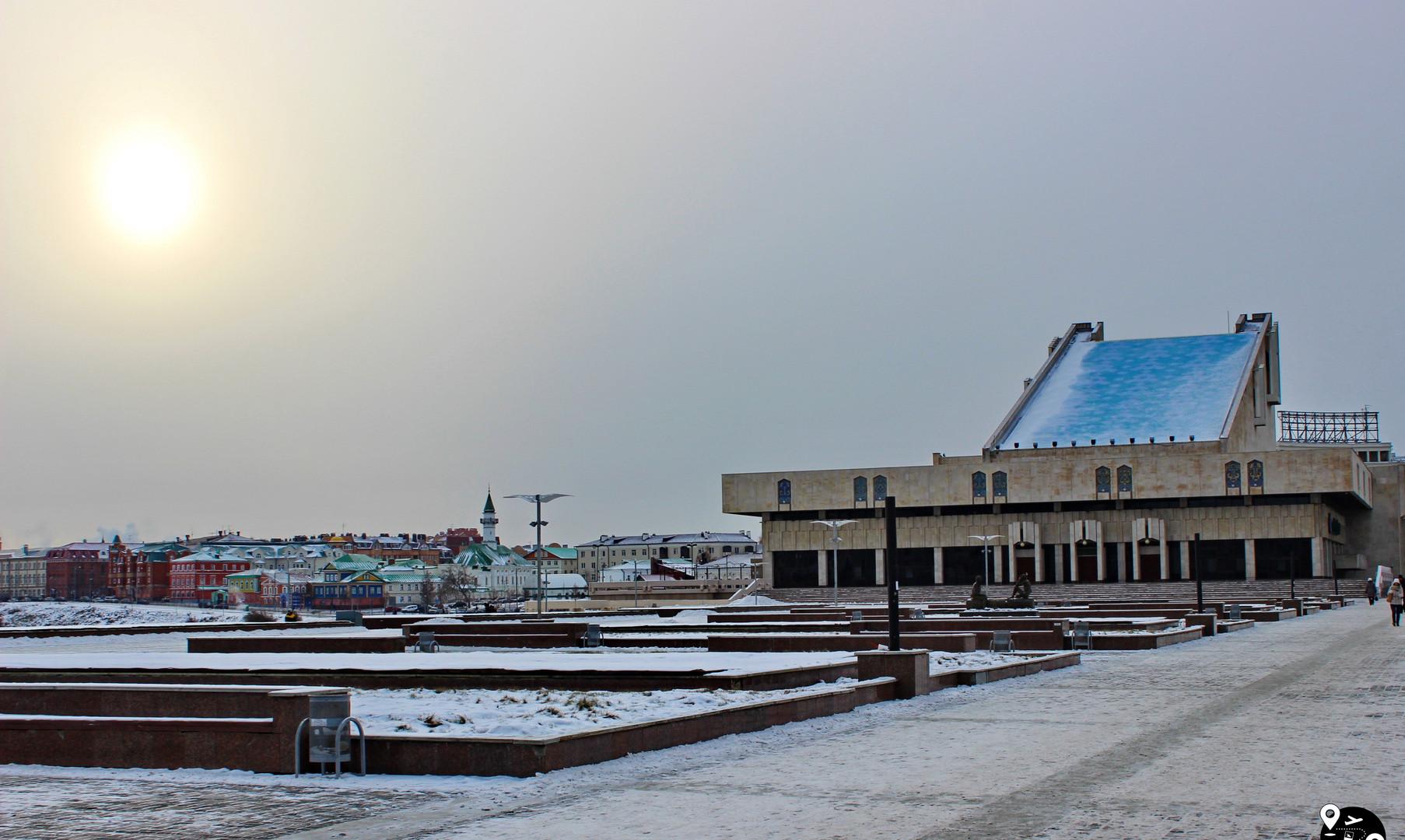 Театр им. Камала, Казань