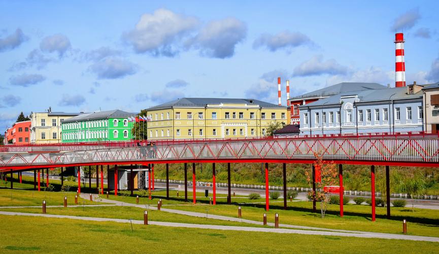 Здания Тульского оружейного завода, Тула