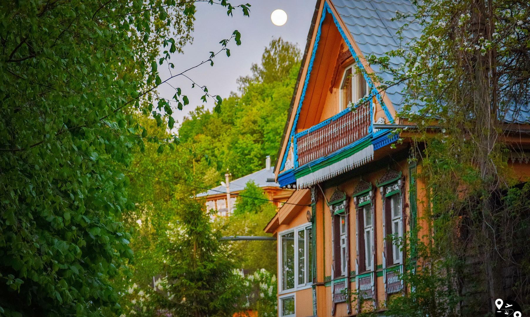 Жилые дома в Плесе