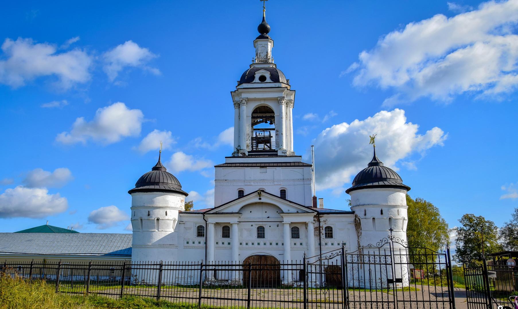 Богоявленский Авраамиев монастырь, Ростов