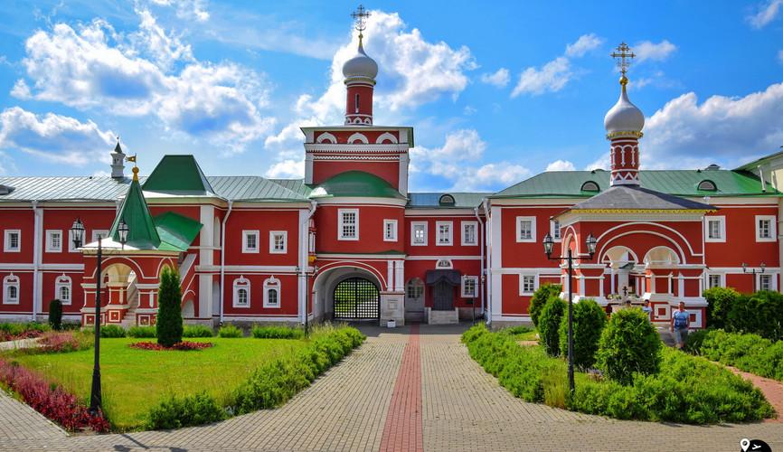 Николо-Пешношский монастырь, Рогачево