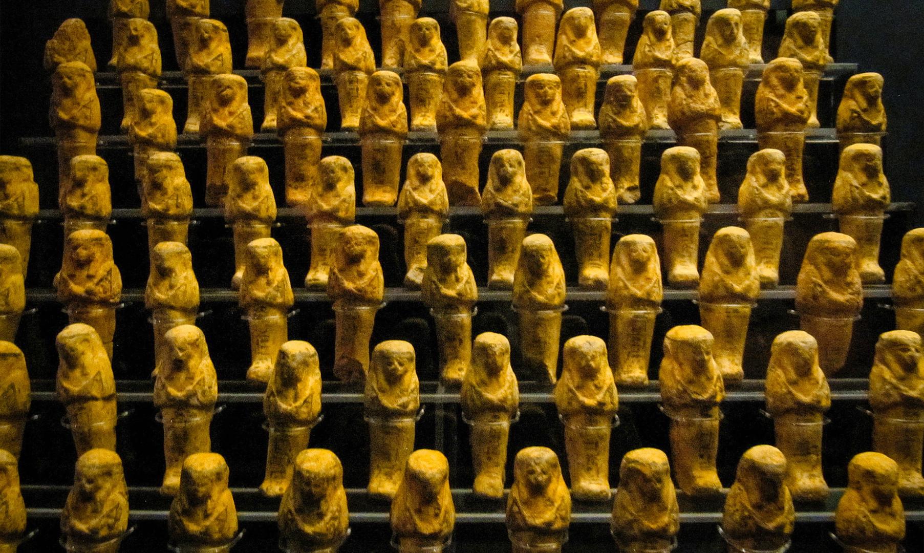 Египетский зал в музеях Ватикана