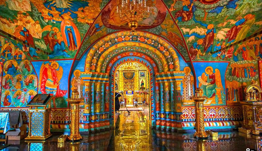 Толгский монастырь, Ярославль