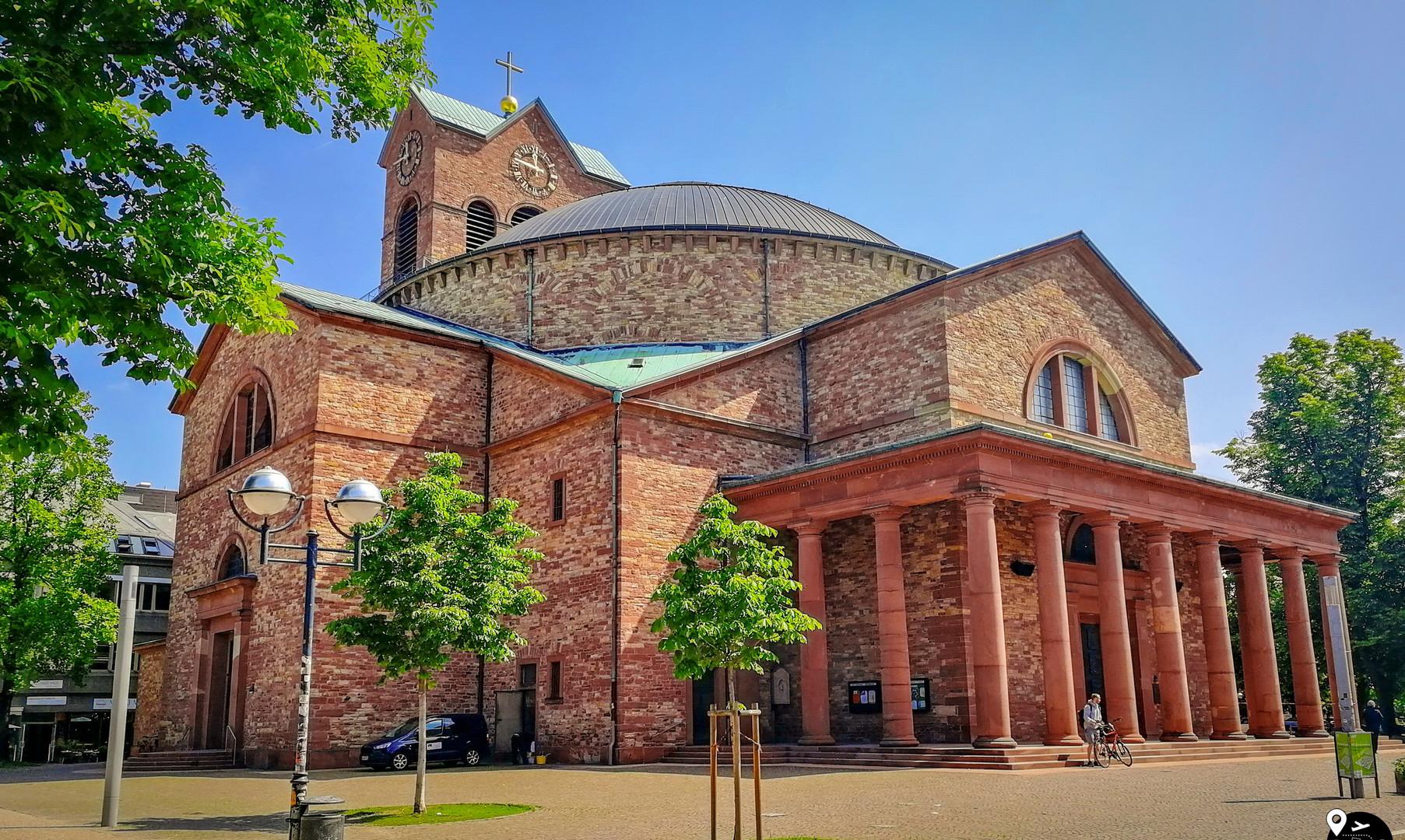 Кирха Святого Штефана, Карлсруэ