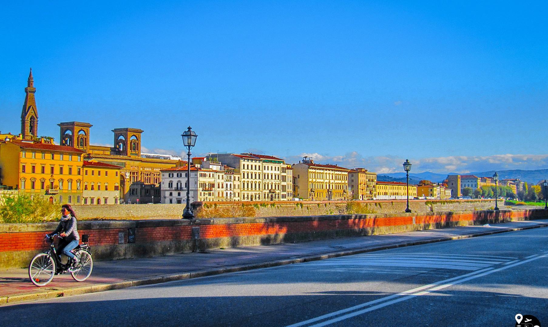 Набережная Флоренции