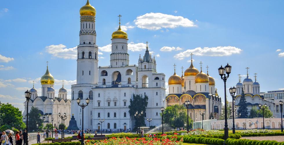 Соборы Московского кремля, Москва