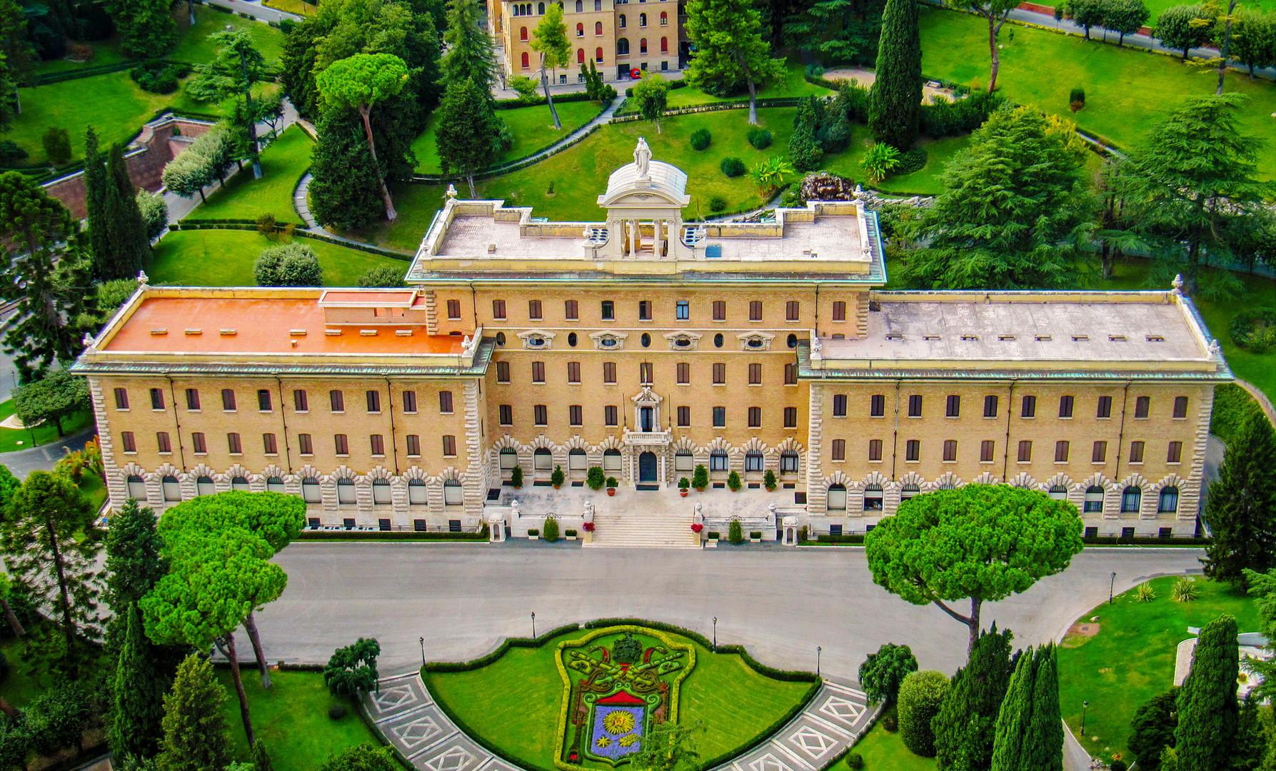Дворец Губернаторства, Ватикан