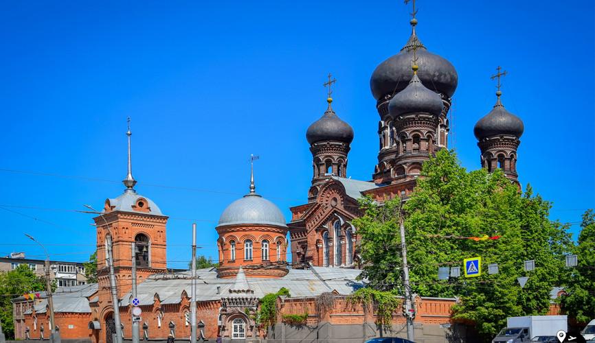 Введенский монастырь, Иваново