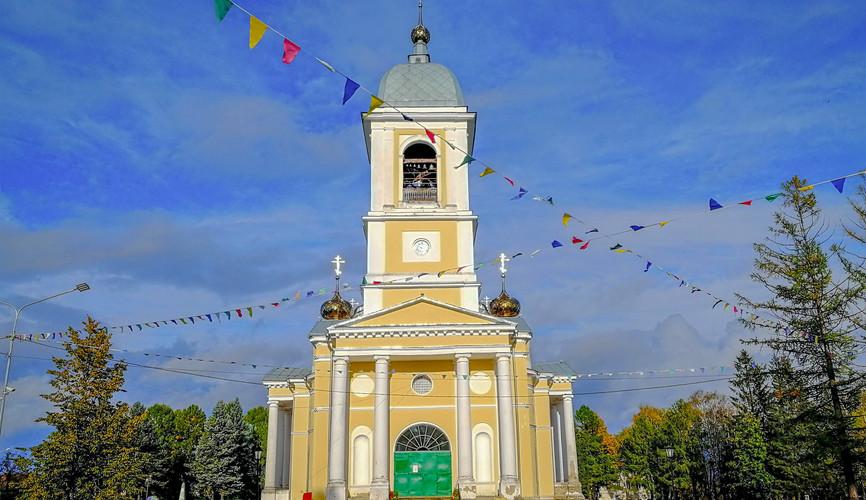 Успенский собор, Мышкин