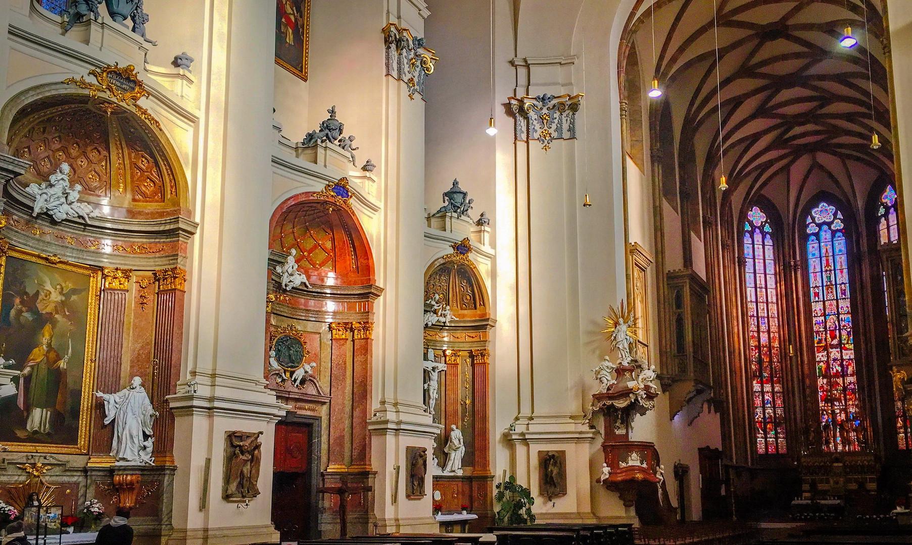 Собор Святых Петра и Павла, Брно