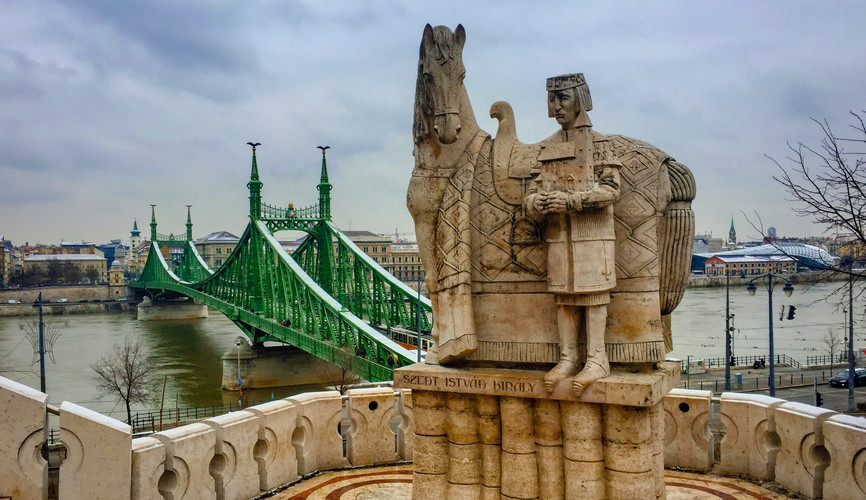 Мост Свободы, Будапешт