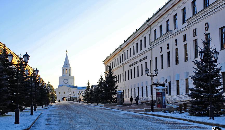 Казанский кремль, Казань