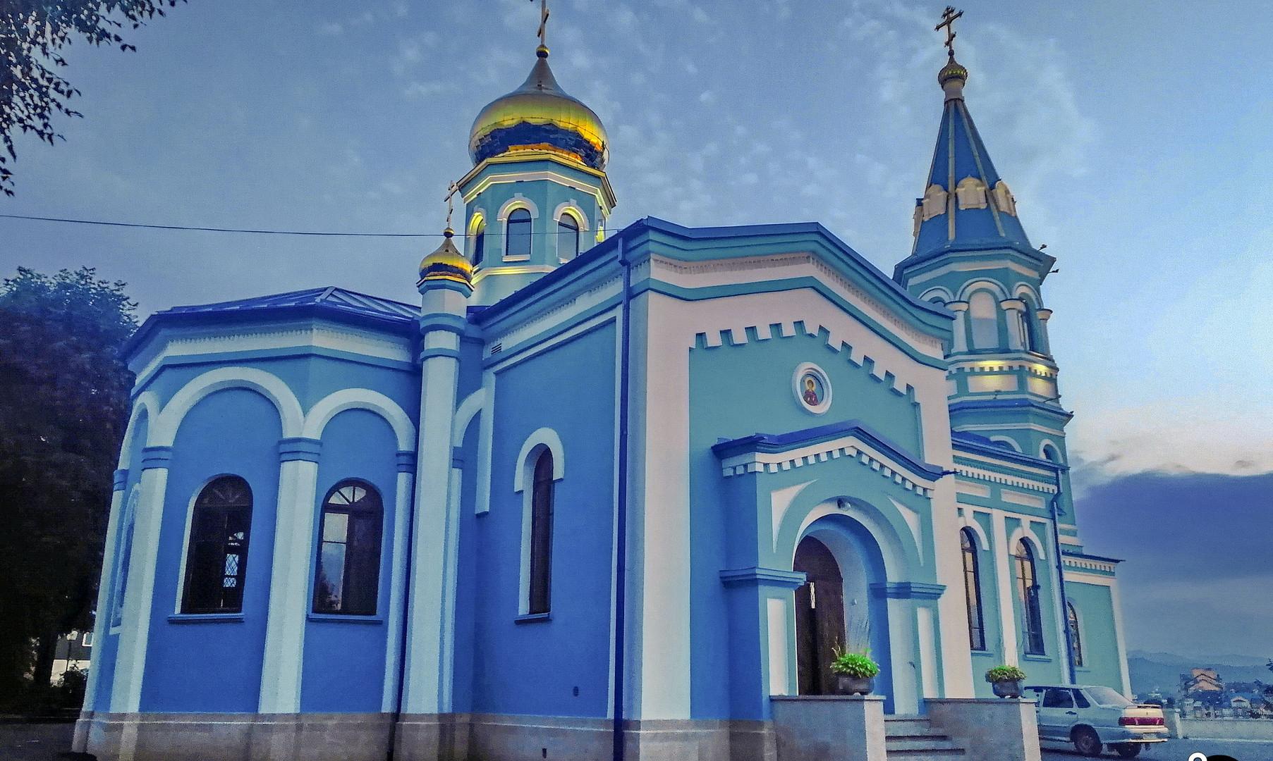Церковь Рождества Богородицы, Владикавказ