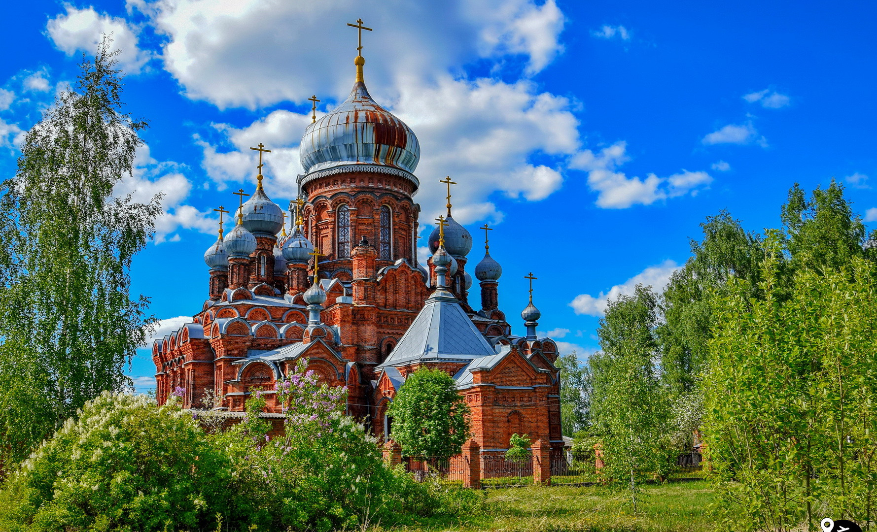 Скорбященский храм, Фурманов