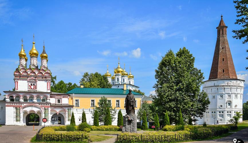 Иосифо-Волоцкий монастырь, Теряево
