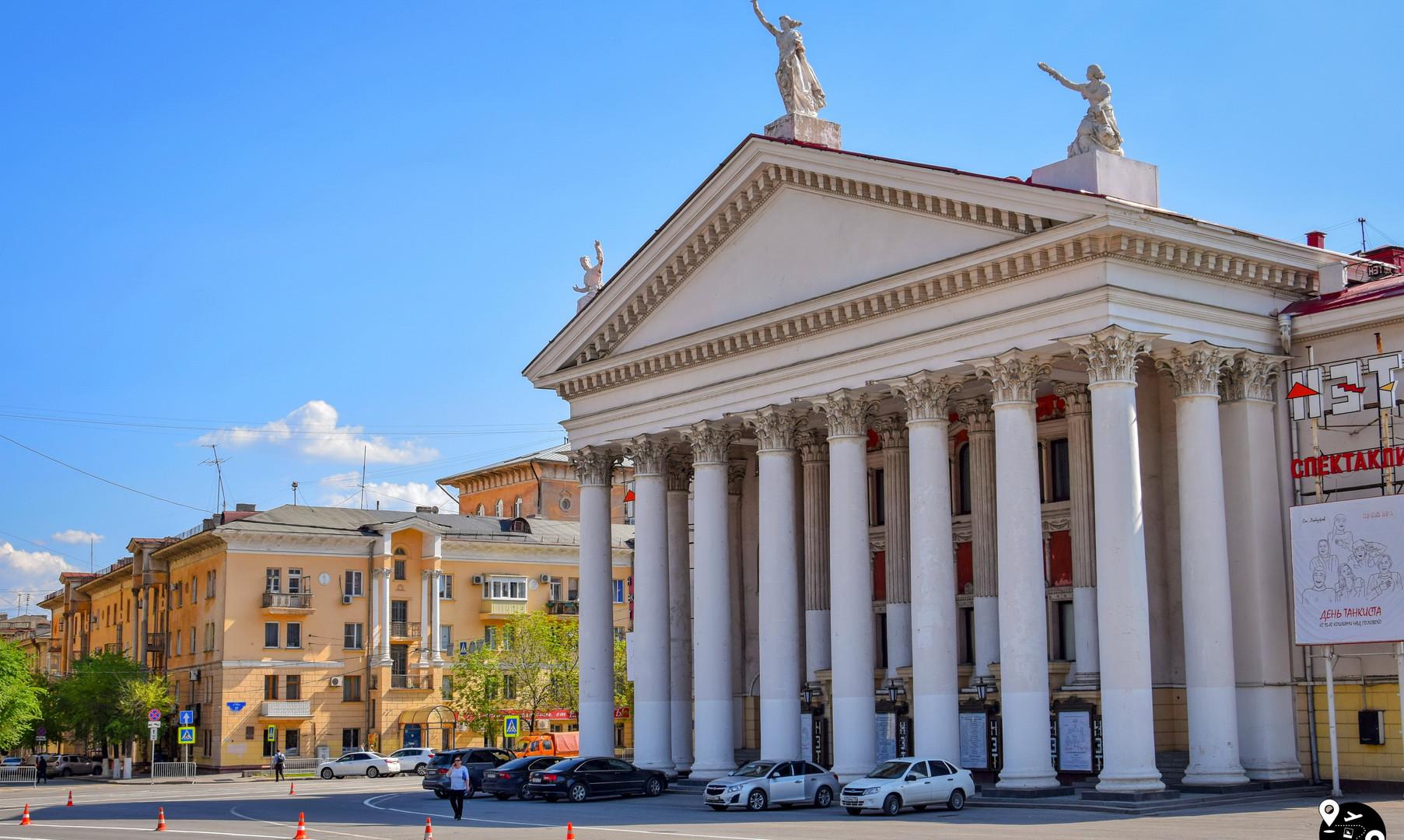 Театр НЭТ, Волгоград
