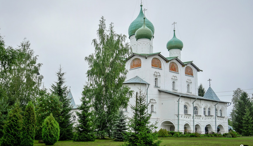 Николо-Вяжищский монастырь, Вяжищи