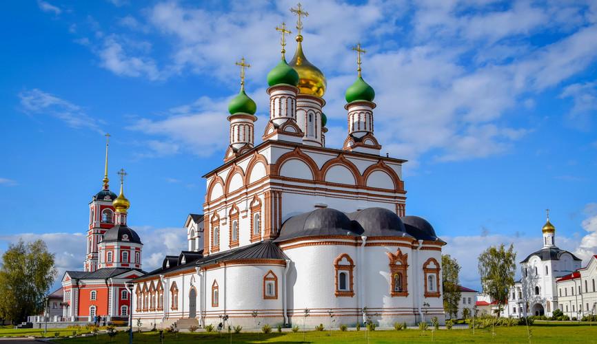 Троице-Сергиев Варницкий монастырь, Ростов