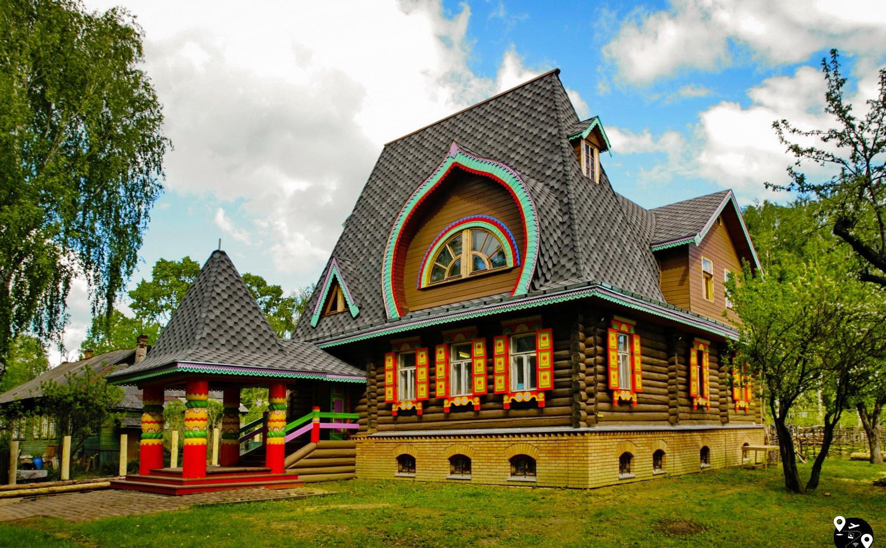 Дом Берендев, Переславль-Залесский