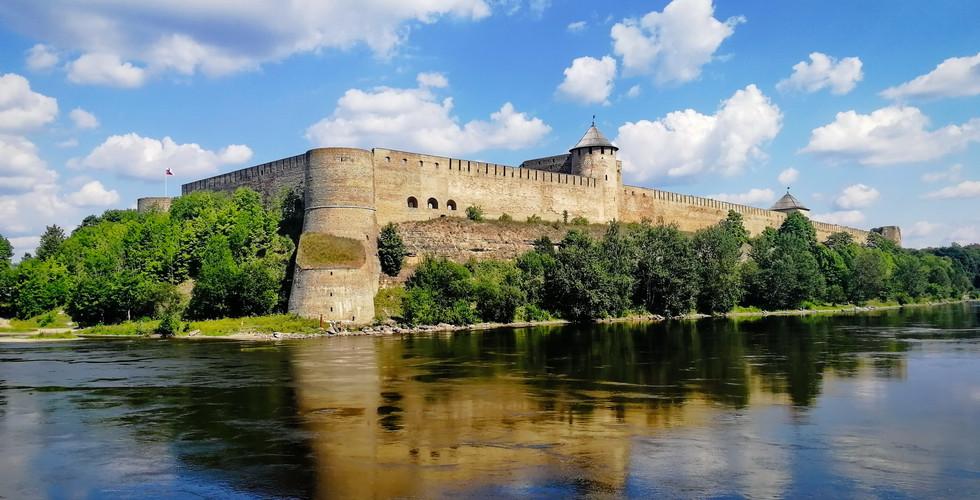 Крепость Ивангород, Ивангород