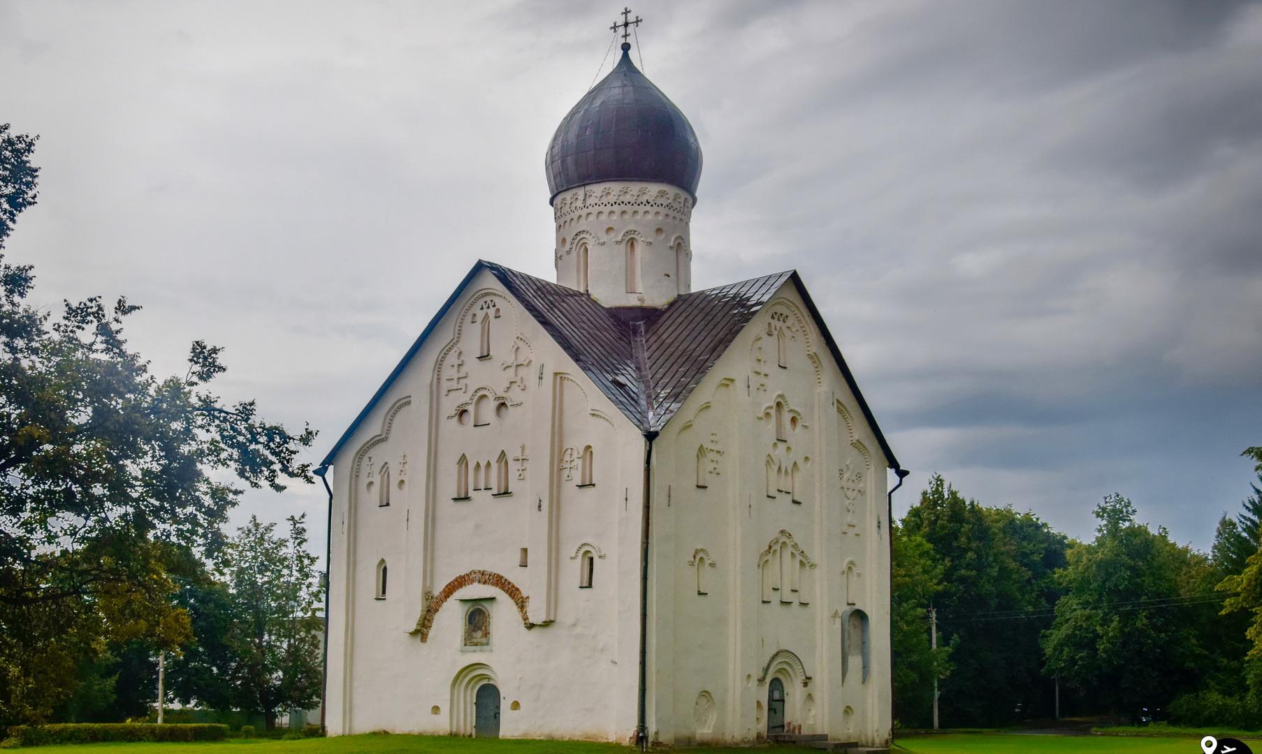 Церковь Спаса на Ильине, Великий Новгород