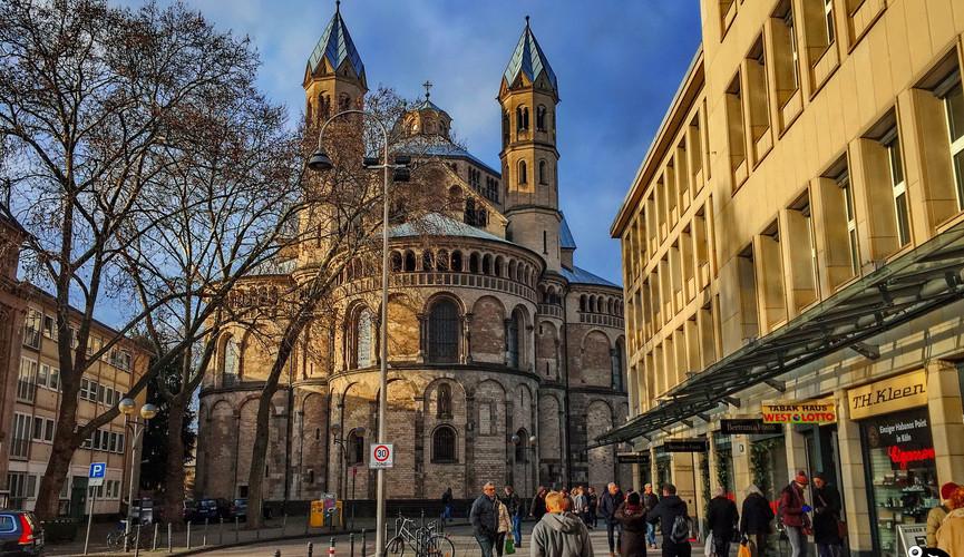 Церковь Святой Марии Капитолийской, Кёльн