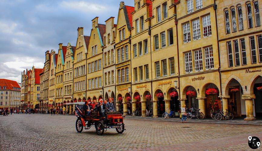 Старый город Мюнстер