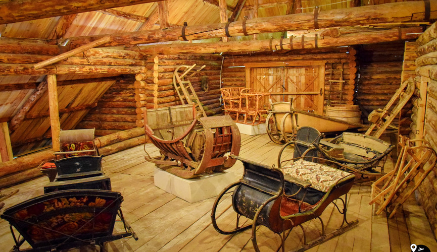 "Museum of wooden architecture ""Kostroma Sloboda"", Kostroma"