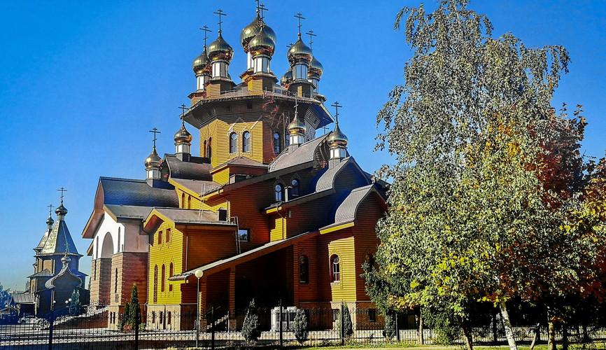 Церковь Веры, Надежды, Любови и Софии, Белгород