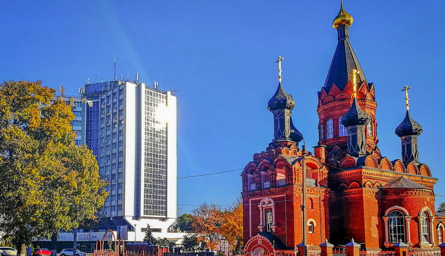 Преображенская церковь, Брянск