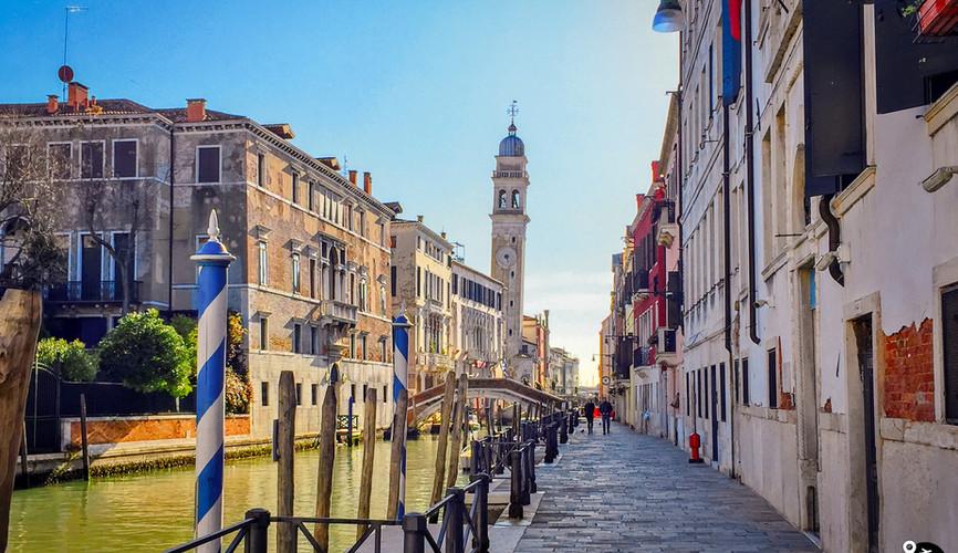 Центр города Венеция