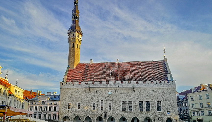Городская ратуша, Таллин