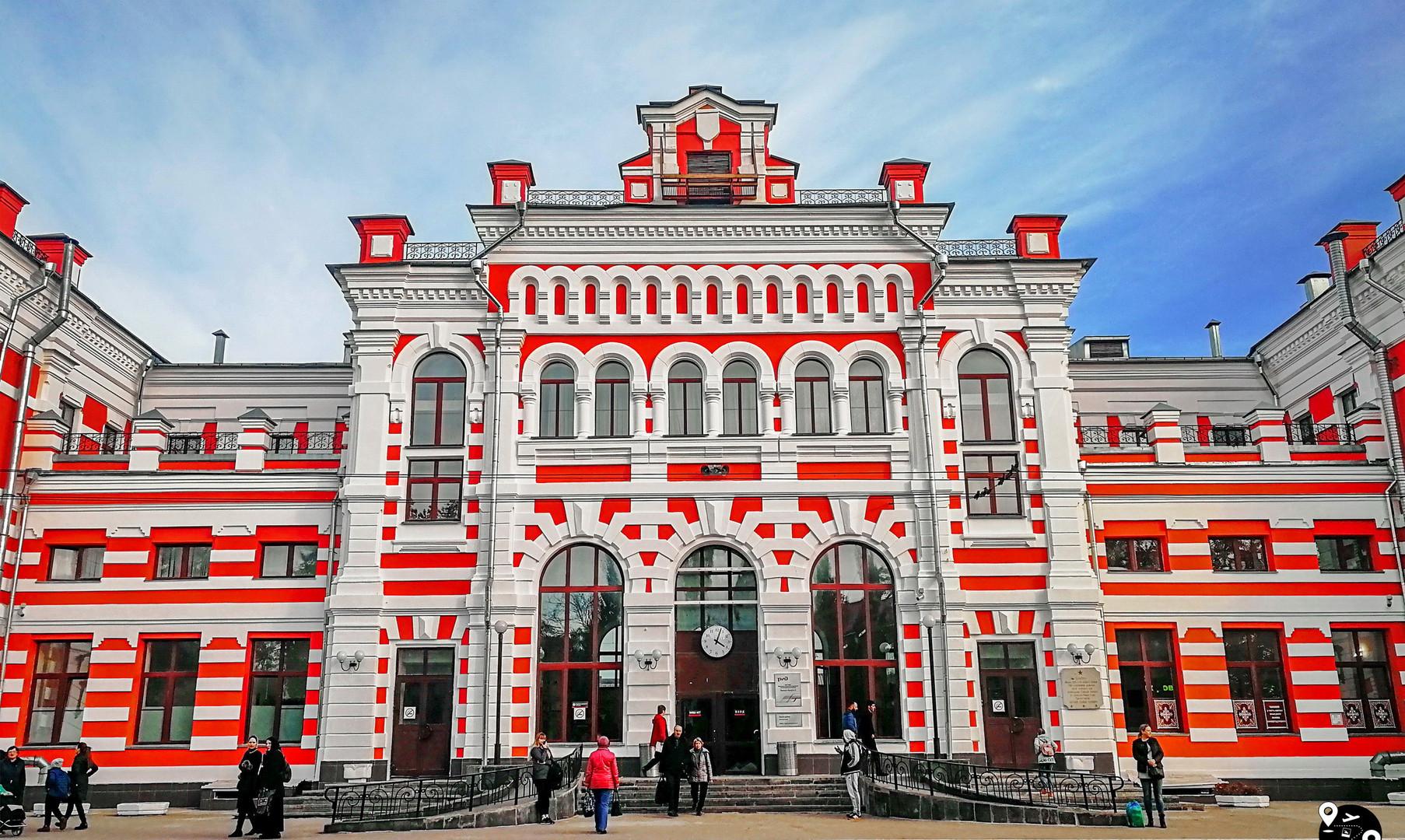 Ж/д вокзал Калуга-1