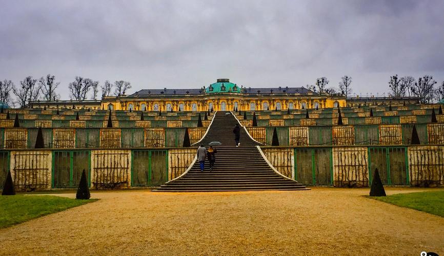 Дворец Сан-Суси, Потсдам