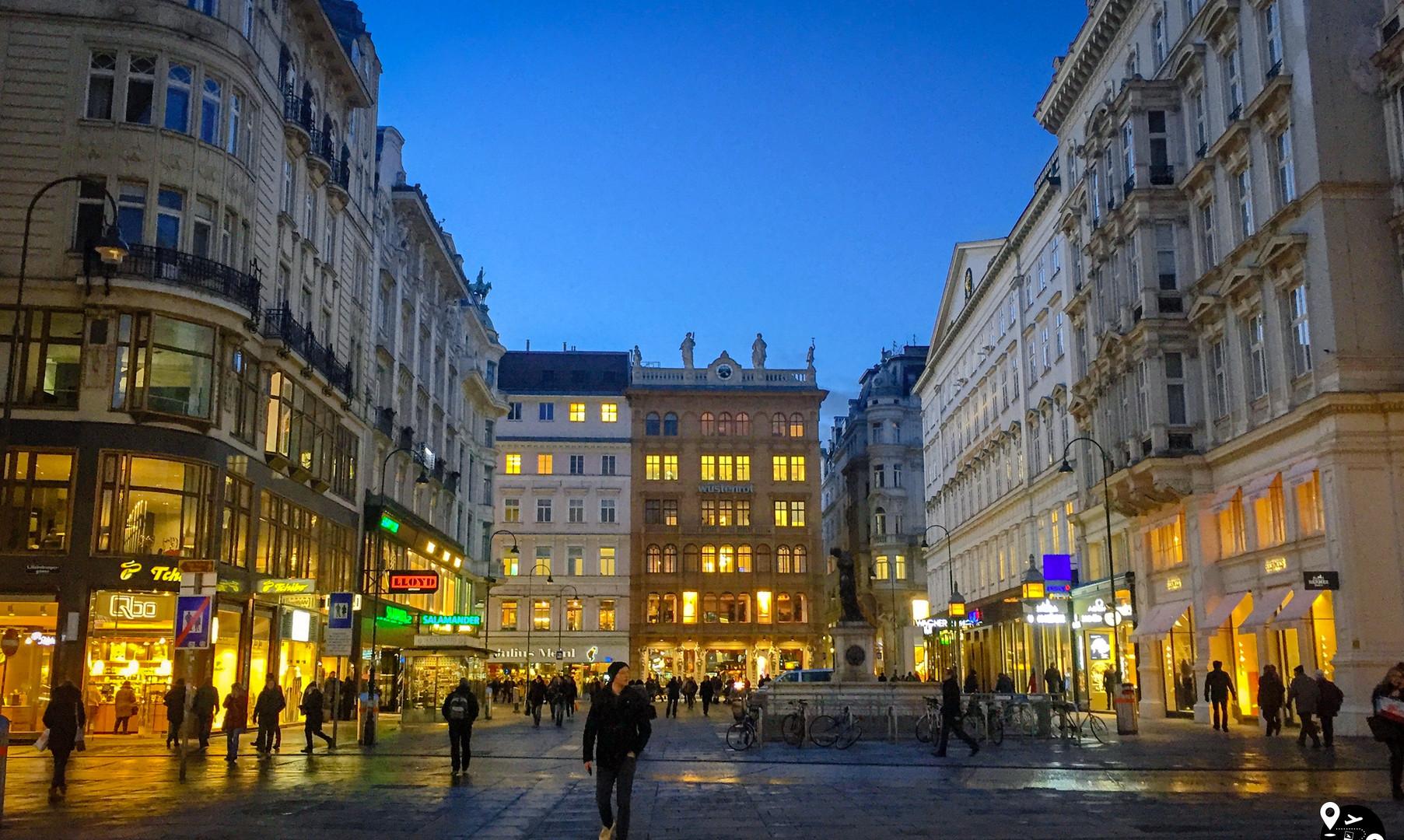 Улица Грабен, Вена