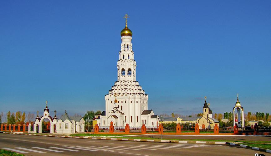 Храм Петра и Павла, Прохоровка
