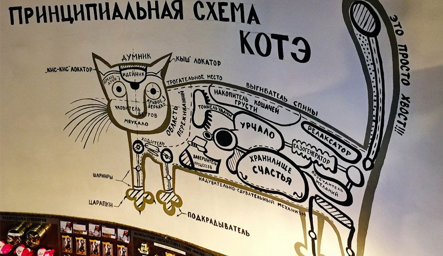 Музей Мурариум, Зеленоградск