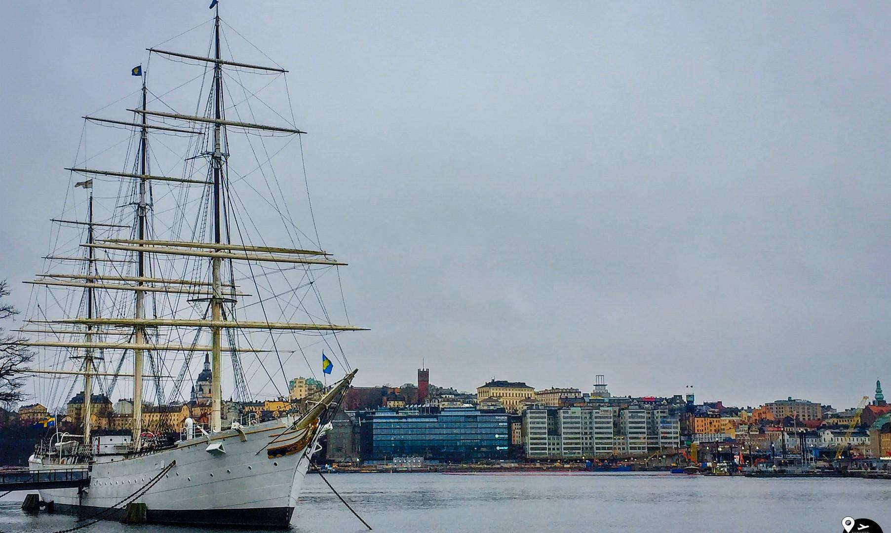 Городская гавань, Стокгольм