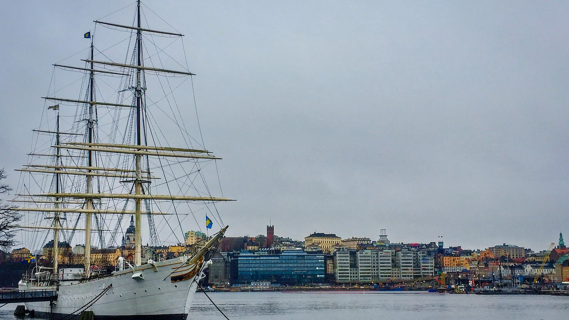 Стокгольмская гавань