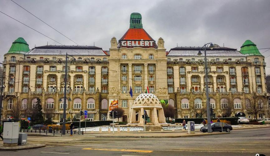 Купальни Геллерт, Будапешт