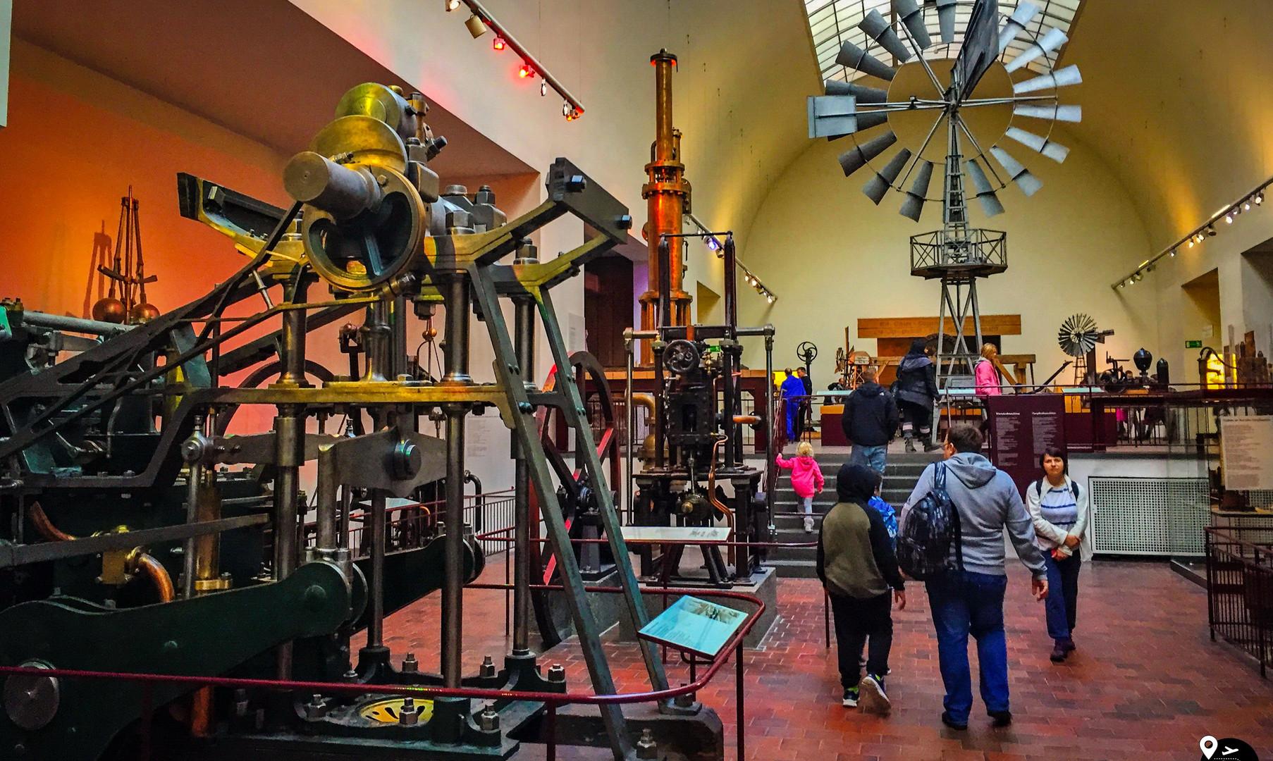 Немецкий музей техники, Мюнхен