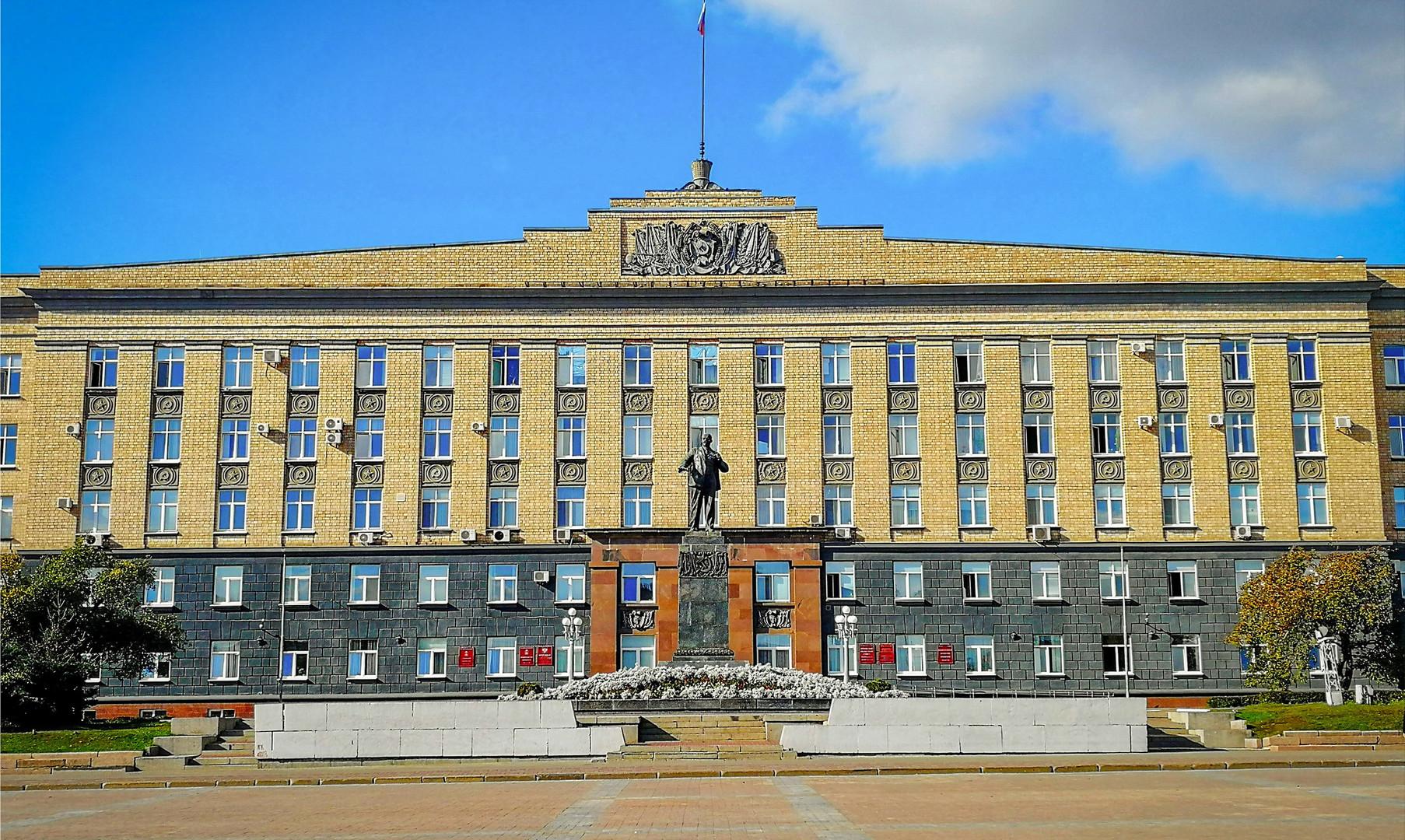 Правительство Орловской области