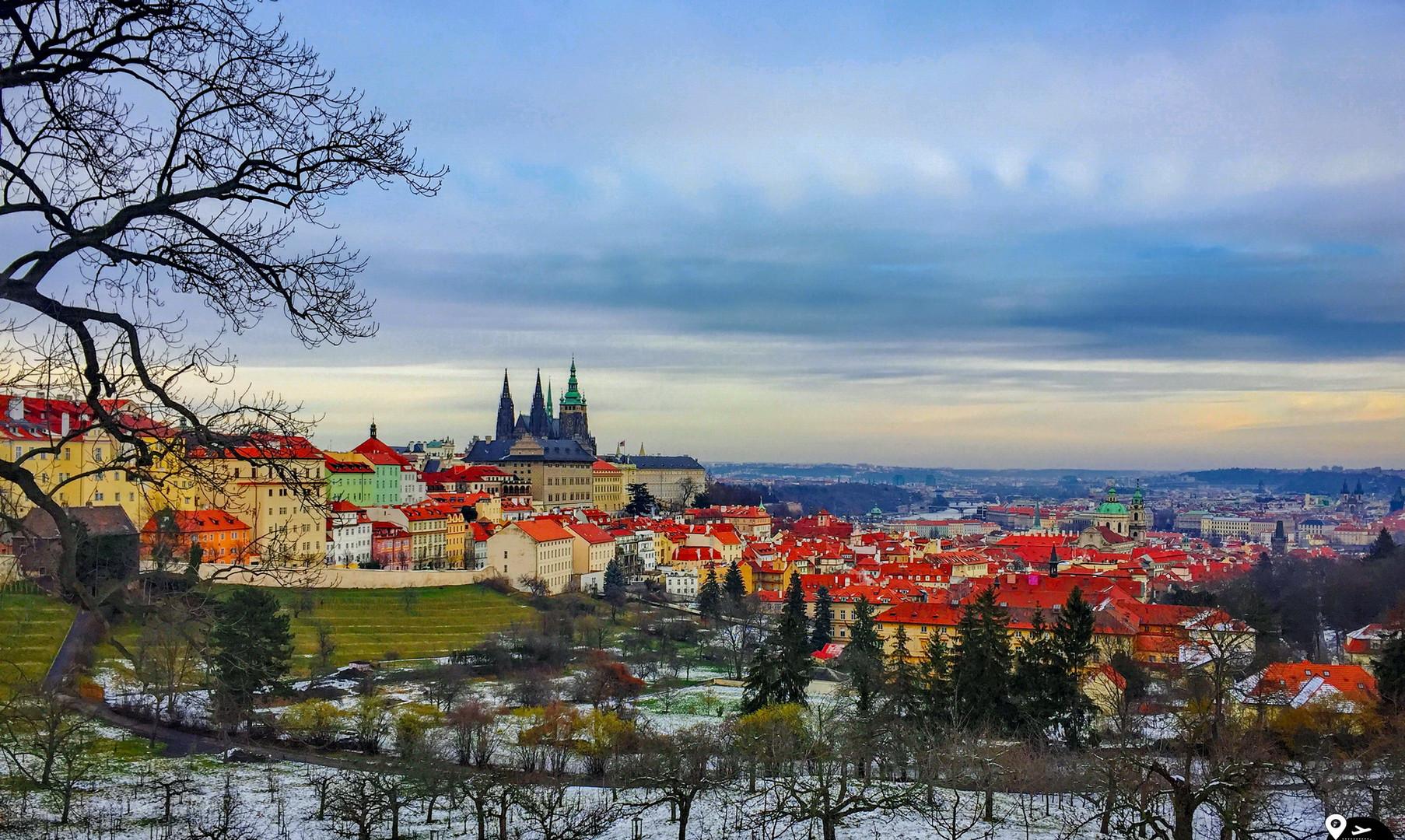Пражский Град и старый город, Прага