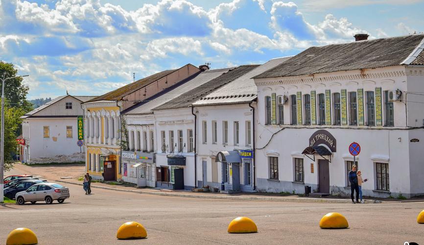 Старый город Валдай