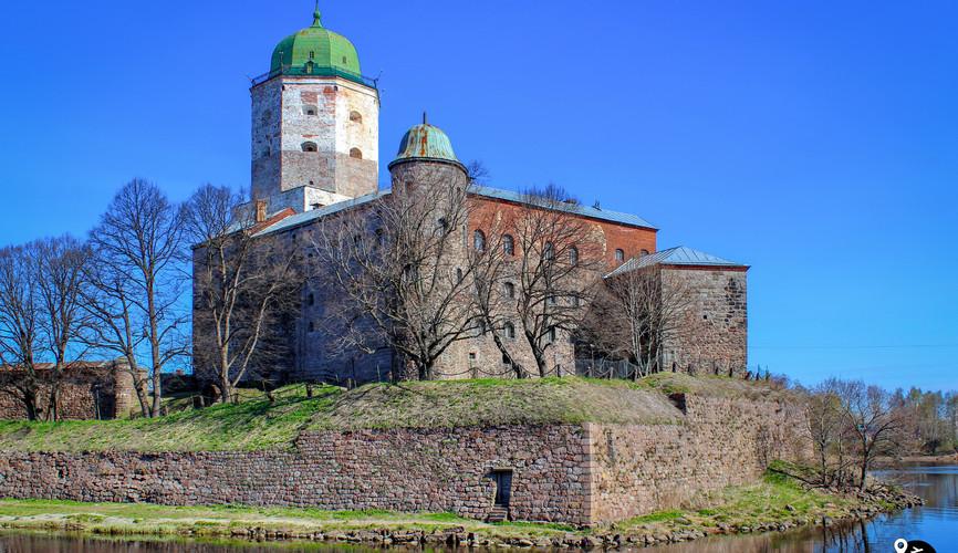 Выборгский замок, Выборг