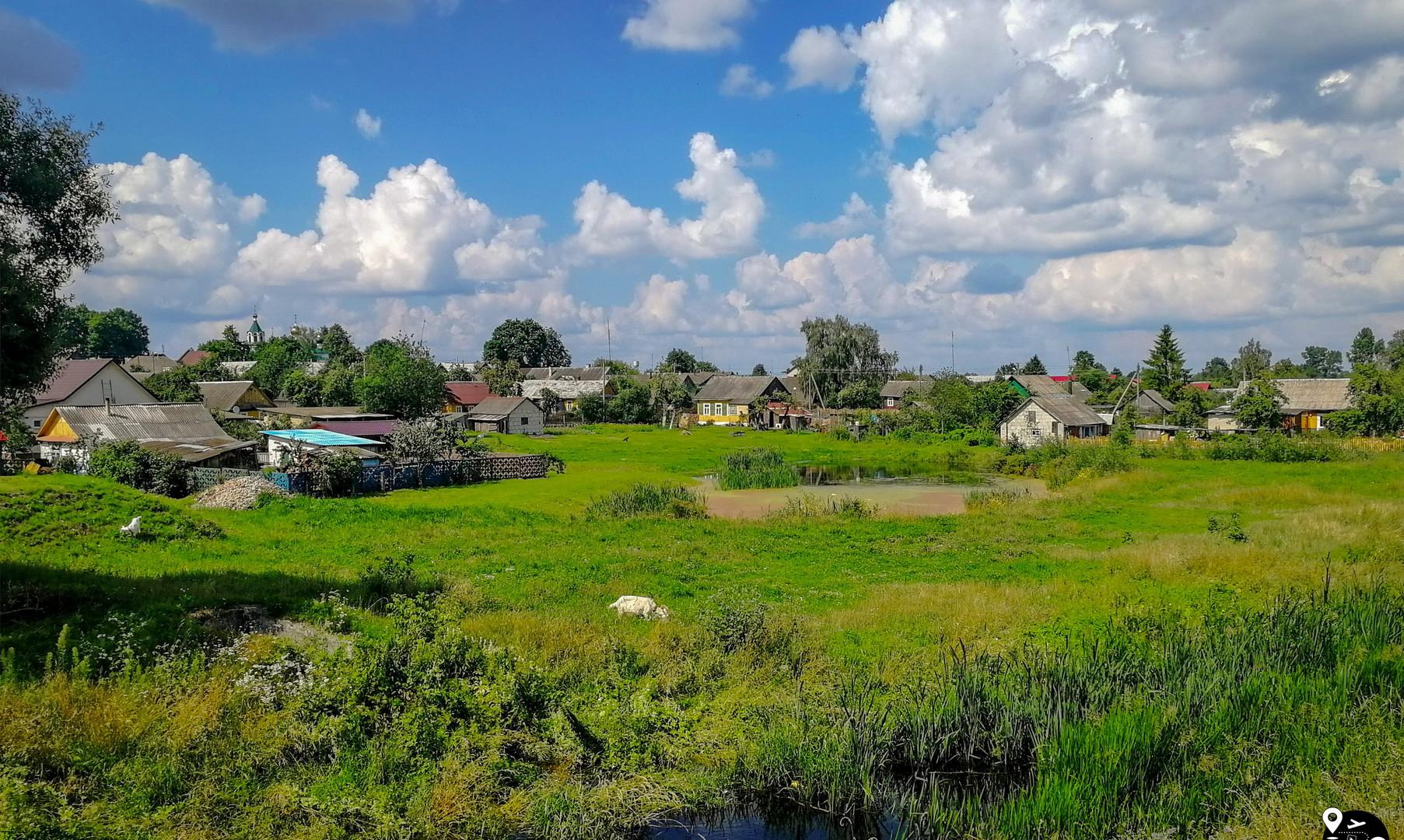 Деревня Мир