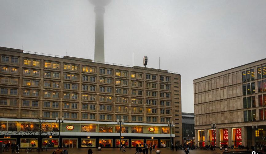 Александровская площадь, Берлин