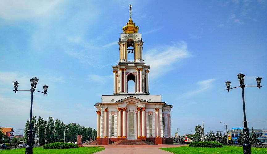 Георгиевская церковь, Курск