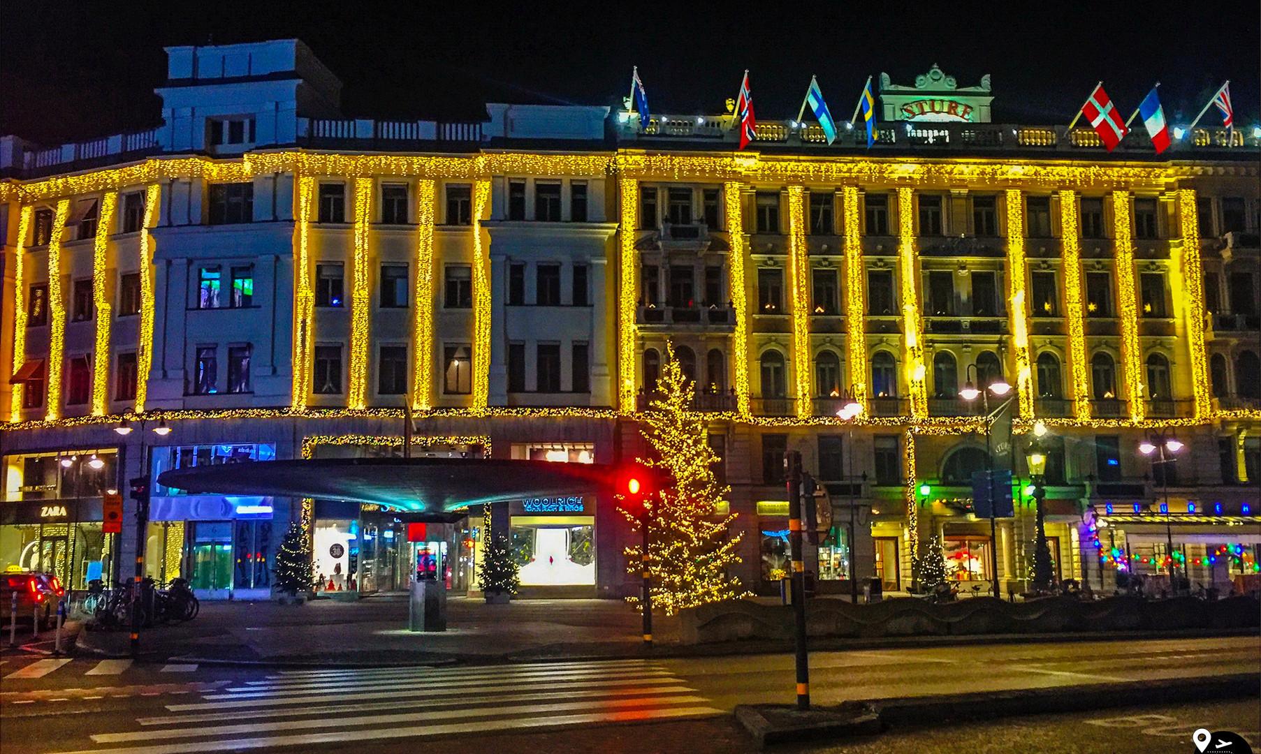 Площадь Стуреплан, Стокгольм
