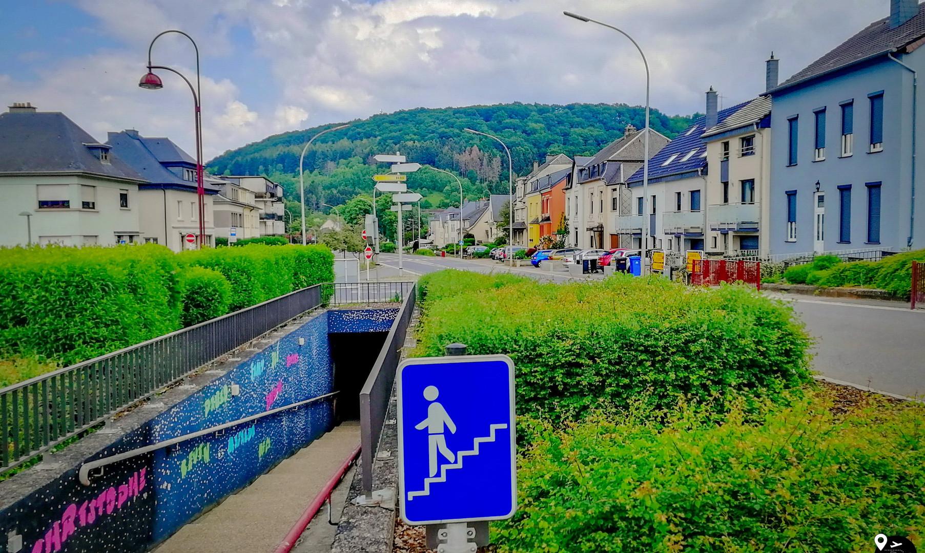 Поселение Кольмар, Люксембург